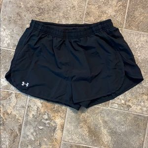 Under armour small athletic shorts